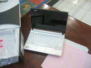 Oh Acer Aspire One A150 White
