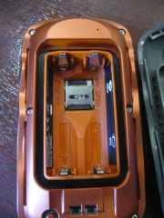 Slot Micro SD dibawah batere