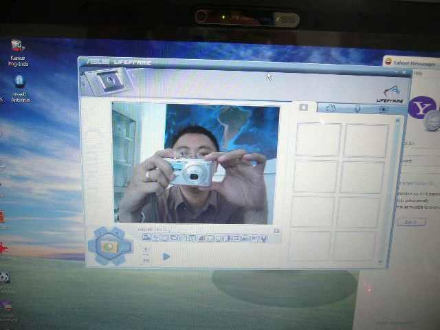 Webcam bagus hasilnya