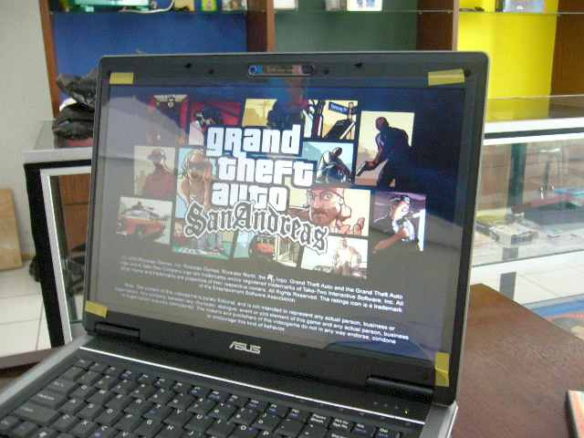 Main GTA, Asik!