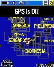 Tampilan Peta