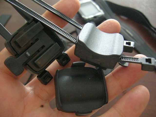 Ini handlebarnya untuk pasang di stang sepeda, ada dua model, stang horisontal atau stang vertikal
