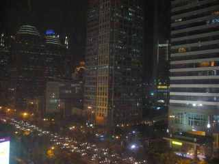 Night view dari 3 degrees