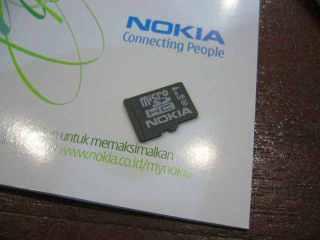SDHC Micro 8GB