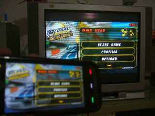 Game Balap Di TV
