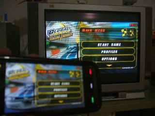 Game Balap Di TV