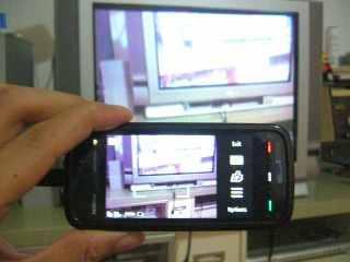Kamera di kamera di TV :)