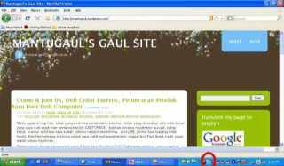 Browsing web mantugaul lancar :)