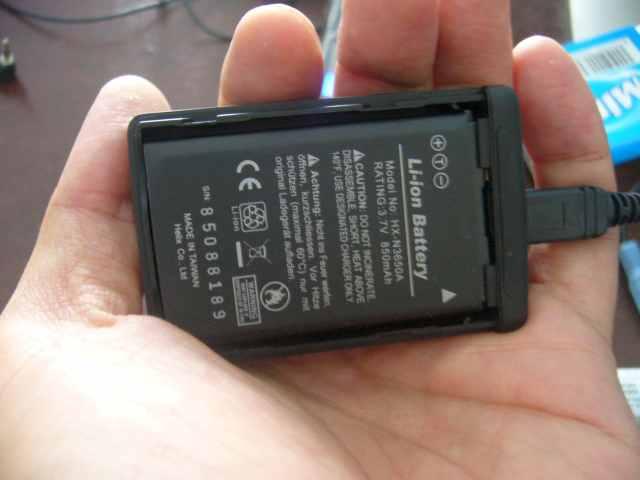 Batere Nokia masuk loh BL-5CA