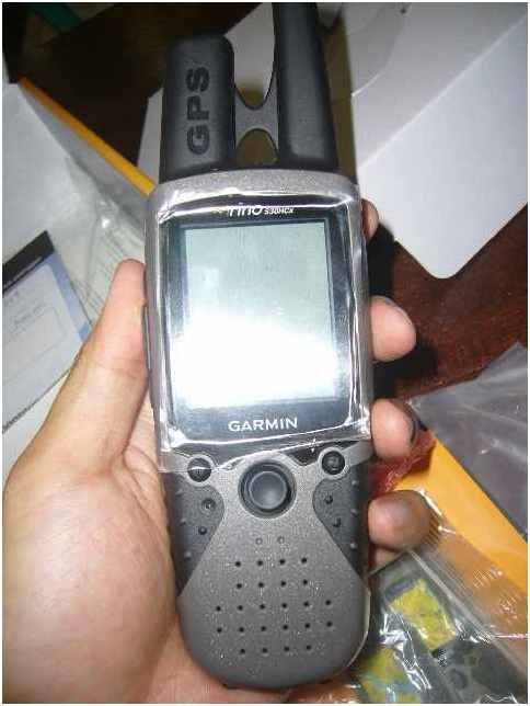 GPS Garmin 530HCX, perpaduan GPS dan FRS/GMRS/Radio 2 arah