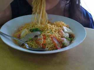 Nyoba Kolo Mee, must try food :)