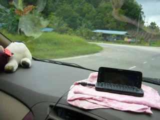 Fatal kalo jalan-jalan tanpa GPS