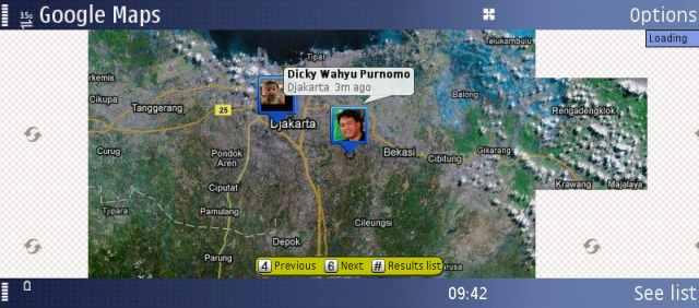 Si Dicky ada di Jakarta, dekat mana?