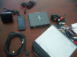 Semua perlengkapan HU dan GPS module