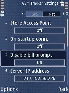 Disable Bill Prompt di-On agar waktu kita SMS gak perlu konfirmasi