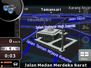 Istiqlal 3D building (courtesy: Taufan Siswadi)