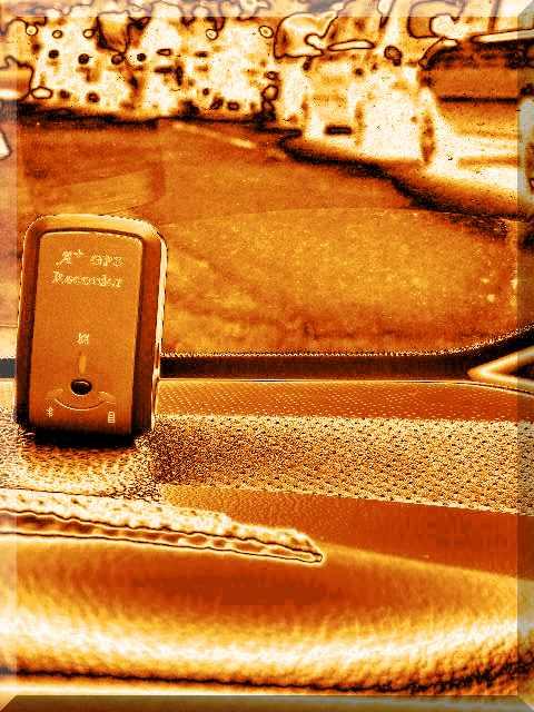 GPS data logger, senjata pertama kita