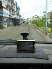 Follow Me, We use GPS