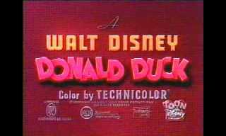 Nonton donald duck