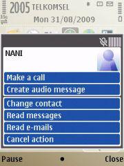 Voice command tanpa sentuh tombol