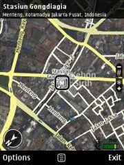 Bisa Image satellite juga