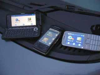 GPS beraksi :)
