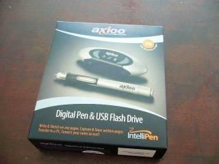 Kotak Axioo Digital Pen