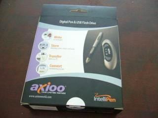 Kotak Axioo Digital Pen Belakang