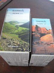 Kotak Samping Oregon 550 dan Dakota 20