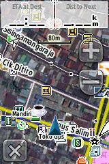 Peta dengan custom maps