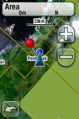Peta Bluechart G2