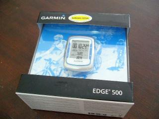 Garmin Edge 500