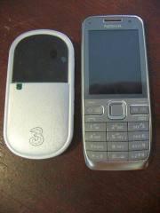 Ukuran vs Nokia E52