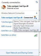 Sekarang konek dengan Nokia E52 dan Joikuspot