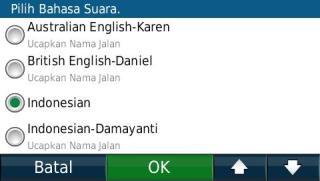 Voice Indonesia / TTS