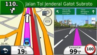 JCV split, Gatot Subroto