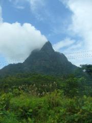 Gunung Santubong Dekat Damai Beach