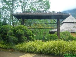 Wisata alternatif, Kampung Budaya Sarawak