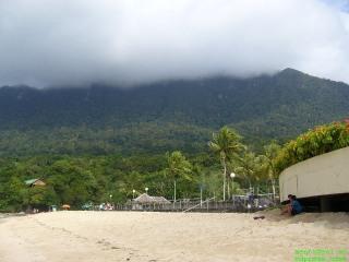 Nice Santubong Mount