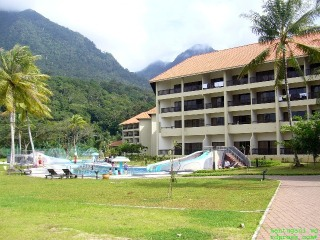 Ocean Wing, swimming pool (for kids)