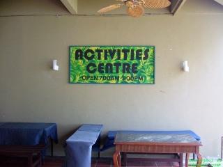 Activities centre
