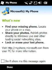 Microsoft my phone agar bisa lacak ponsel