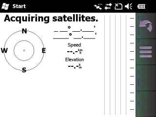 Satelit, bisa AGPS