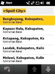 Spell city