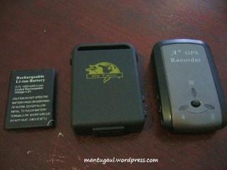 Batere, Xexun dan logger i747a+