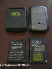 Batere sedikit beda dari logger i747a+