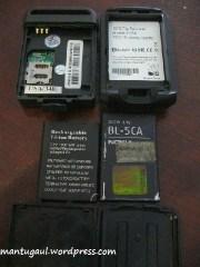 Kalo Xexun ada SIMcard slot