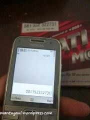 Siap dilacak, pakai ponsel apa aja call ke nomor GSM tracker, tunggu nada sambung mati sendiri