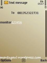Kalau ini untuk ubah mode tracker jadi monitor percakapan suara