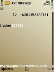 Balikkan ke mode tracker